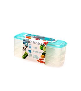 长方形存气盒3件套
