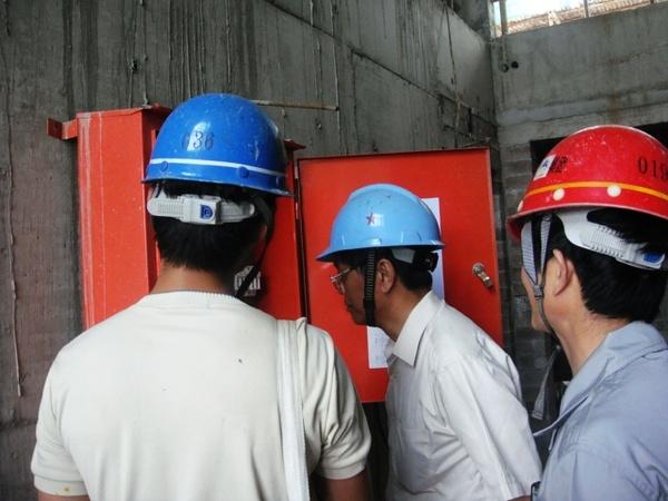施工現場臨時用電安全檢查