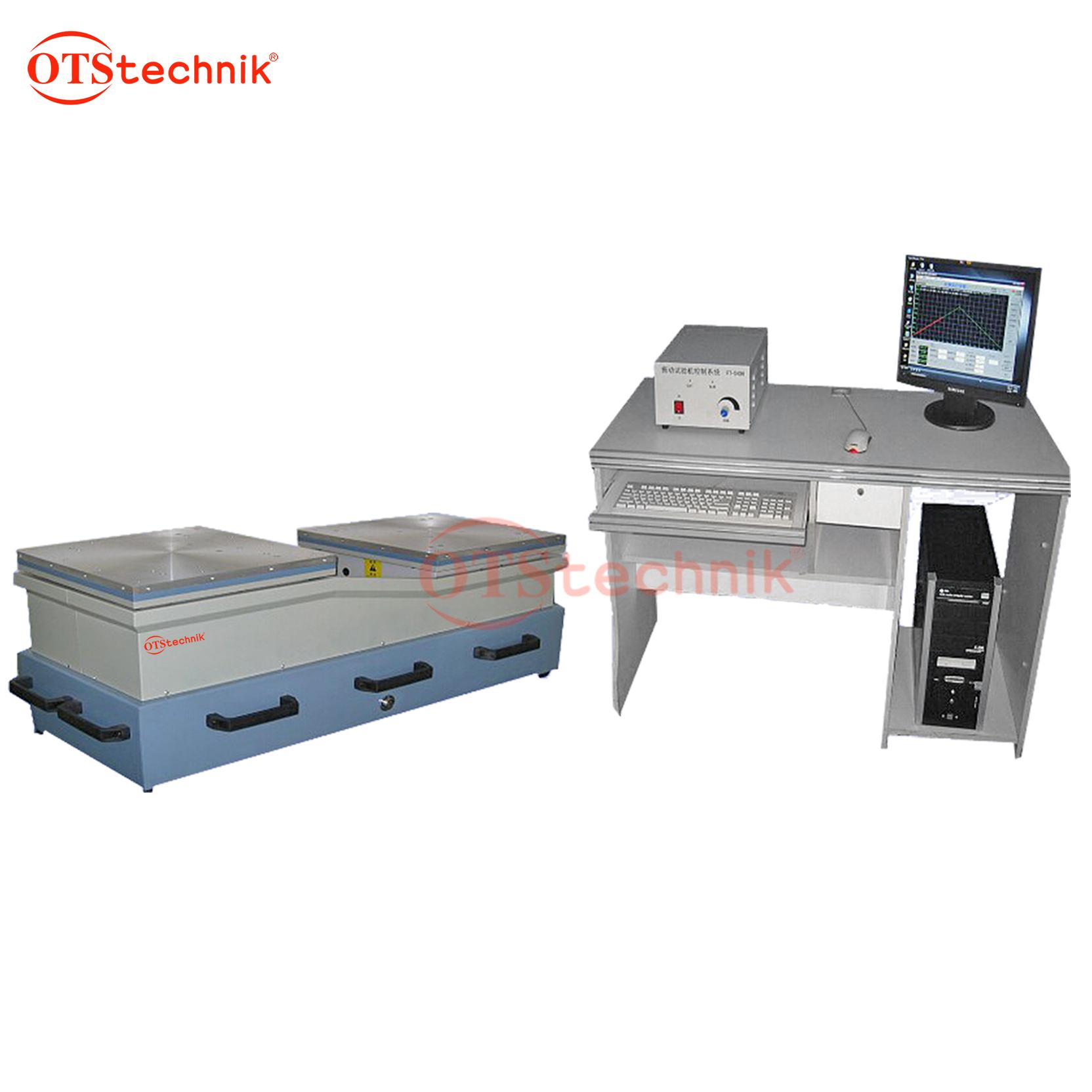 低频电磁式振动台(带电脑)