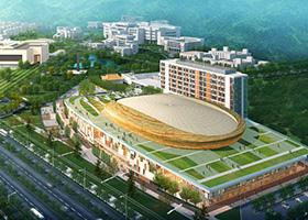 廣東汕頭大學體育館