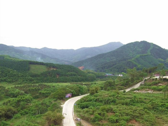 欽州市自然村水泥混凝土路面工程39標工程