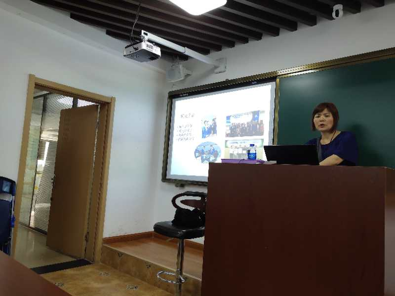 韓國發展最快的年輕大學——白石大學來訪
