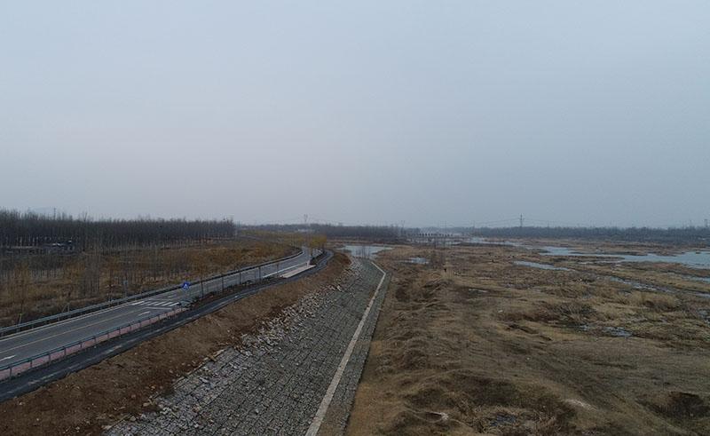 濟寧市泗河綜合治理鞏固提升工程(泗水段)