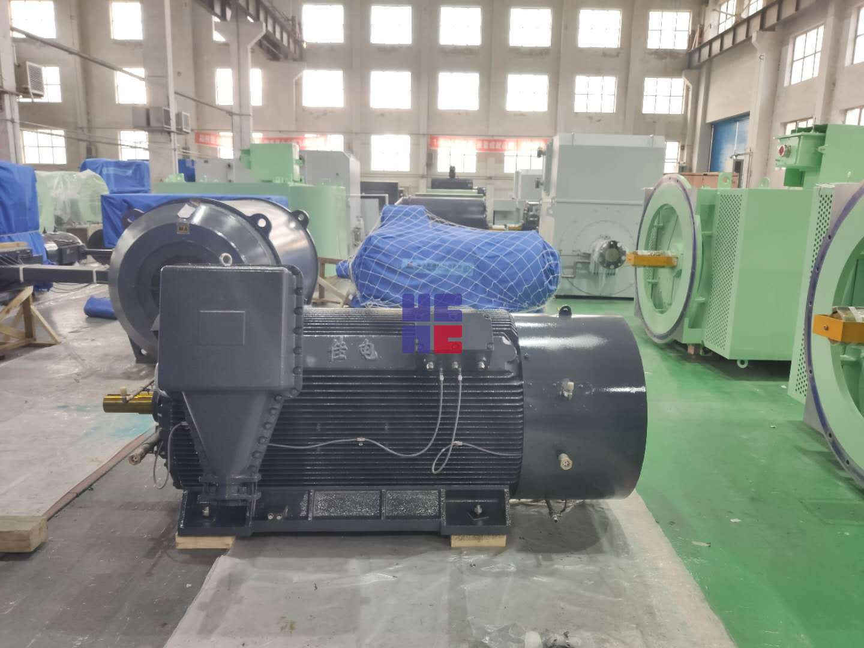 YB2系列高壓隔爆型三相異步電動機(H355~H560)