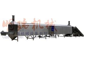 三層往復式[大型]蒸煮機