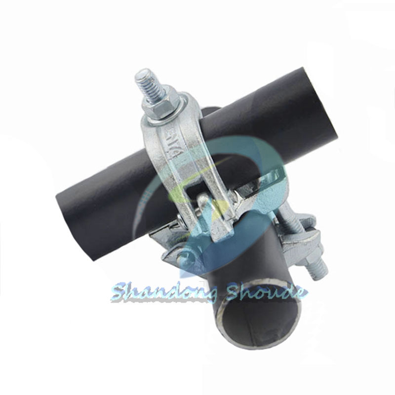 BS Type Forged Scaffolding Double Coupler