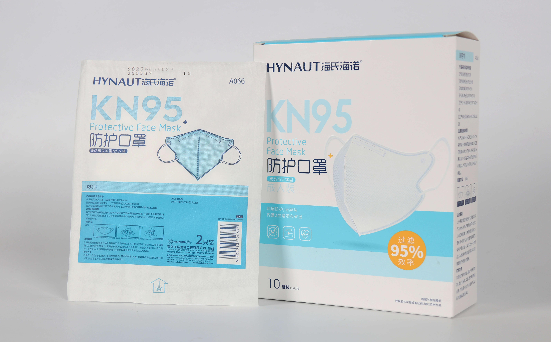 KN95防護口罩
