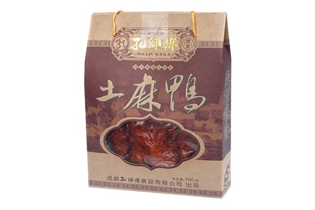 孔師傅土麻鴨禮盒