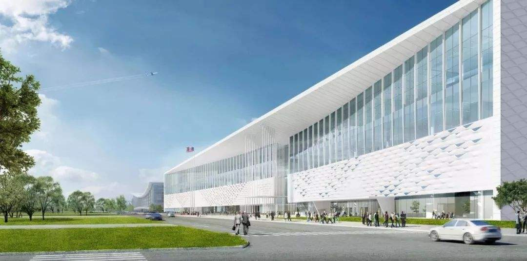 聚焦金盛 國家會議中心二期項目