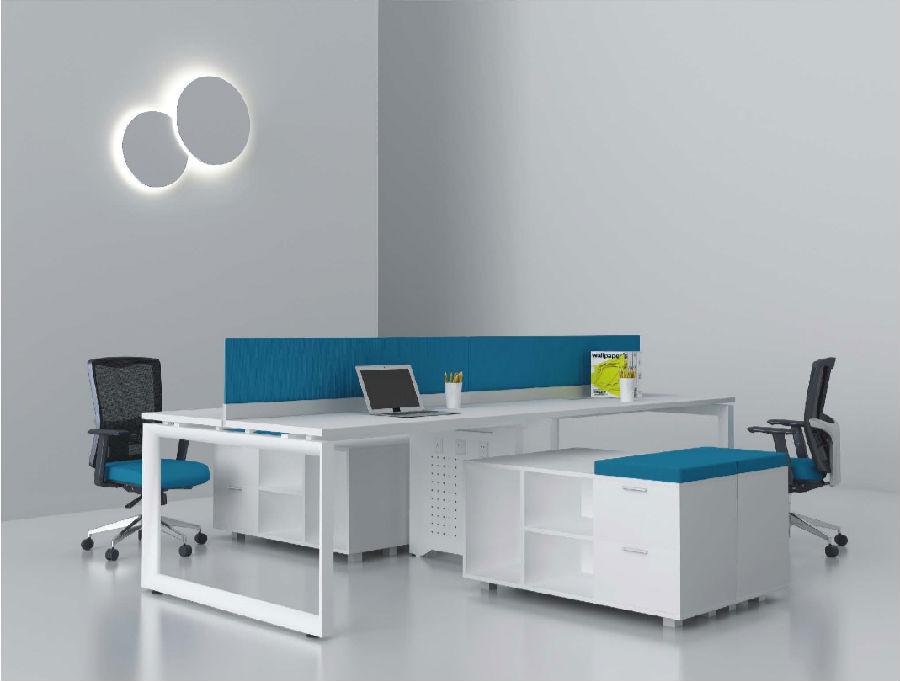 詳細揭示高端辦公家具與普通辦公家具的區別