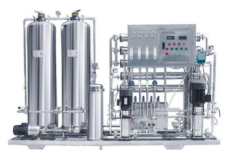 如何判斷EDI水處理設備是否被污染?