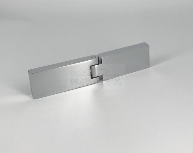 Bi fold Shower Door Hinge with contersunk screws