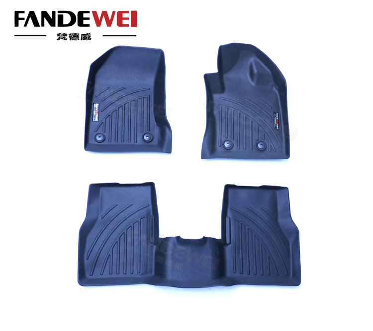 Jeep Compass RHD car floor mat