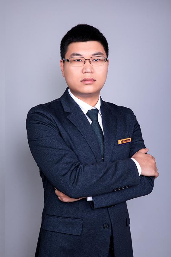 建投事業部總監 陳澤林