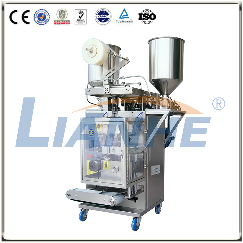 Double-hopper Cream Packing Machine