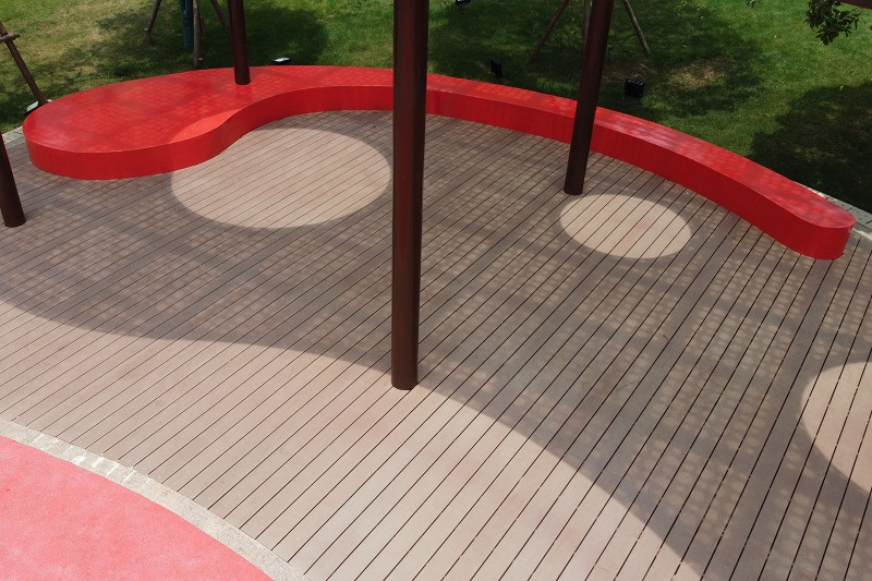 Garden WPC Composite Decking/ Flooring