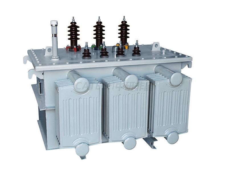 特殊非晶合金油浸式变压器