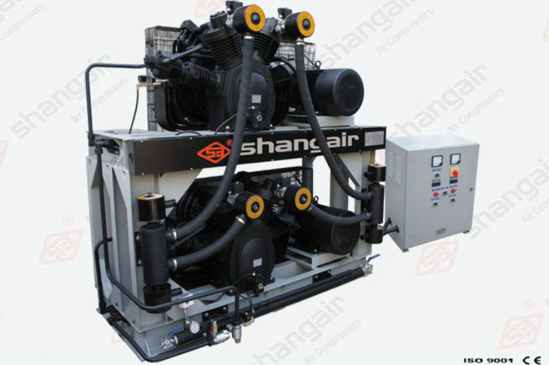 83SH Series Air Compressor (Double Deck)