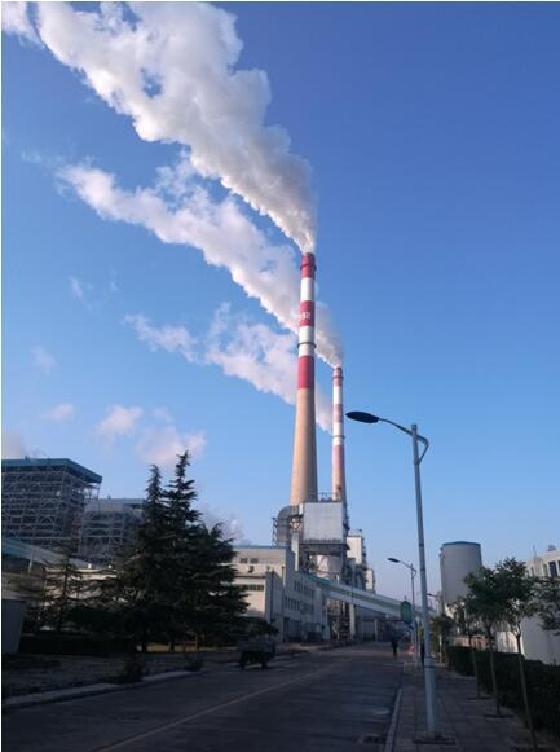 西柏坡電廠3#、4#機組脫硫廢水處理項目