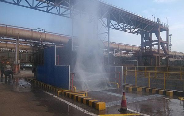 寧波鋼鐵廠洗輪機