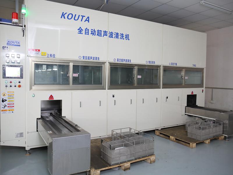 超聲波清洗設備