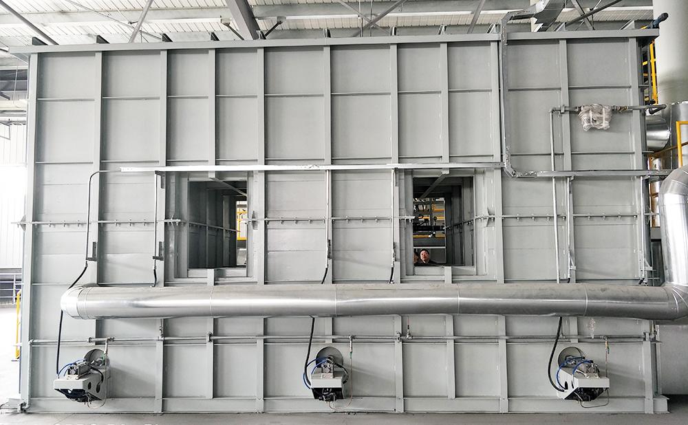 天津银隀汽车废气处理设备(转轮+rto)