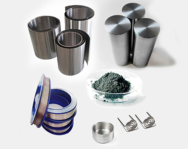 Refractory metals and their alloys
