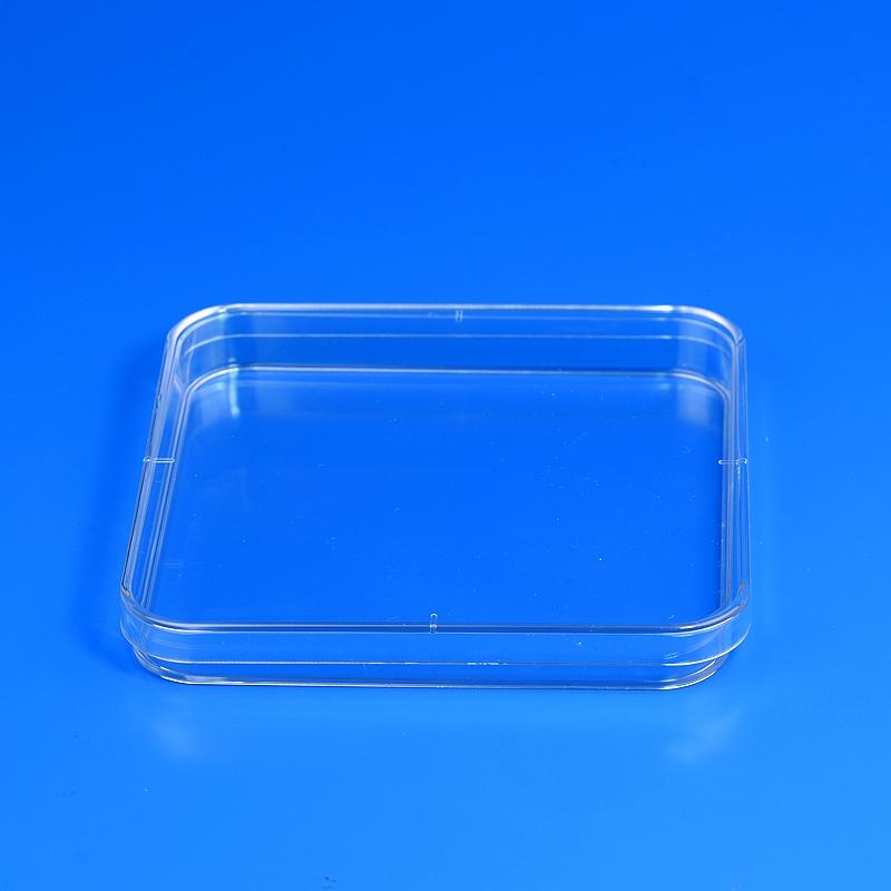 130x130mm 方培养皿
