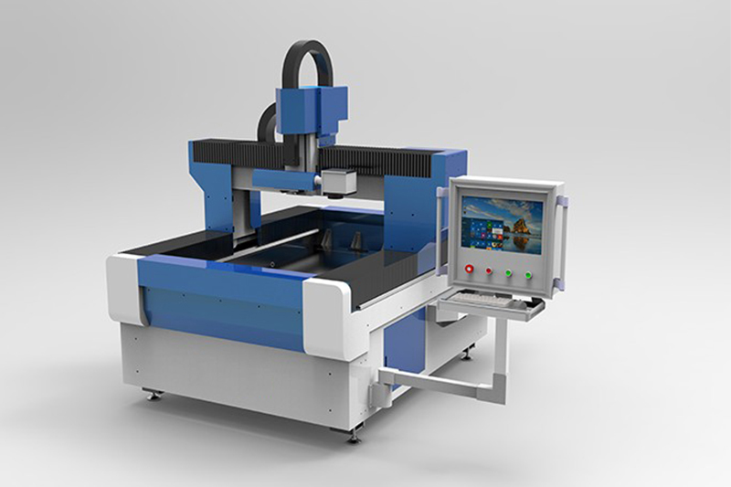 YS-M201 large format laser marking machine