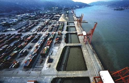 福州新港国际集装箱码头