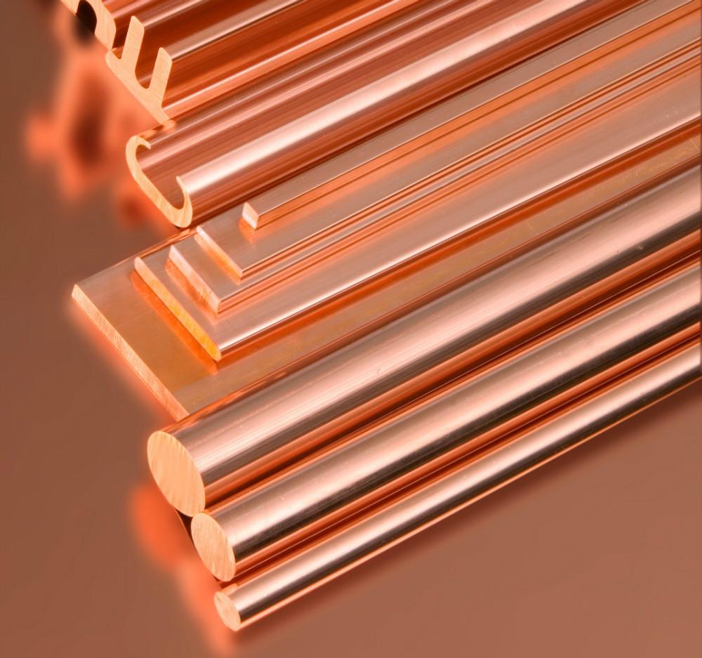 22銅棒 銅排 銅型材
