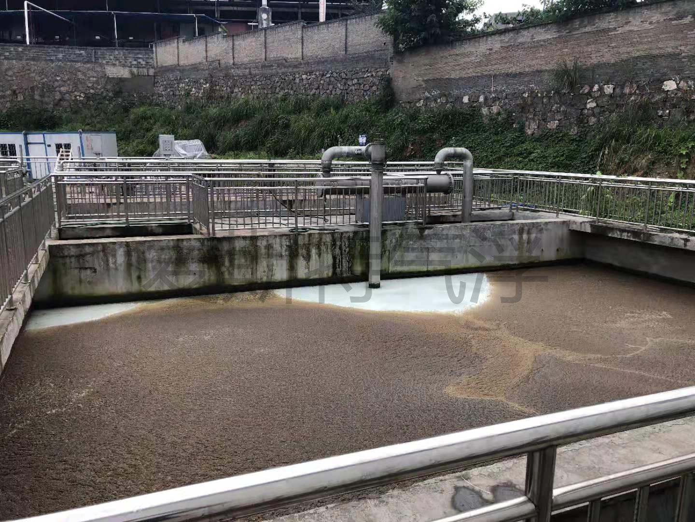 10萬噸/天市政污水廠提標