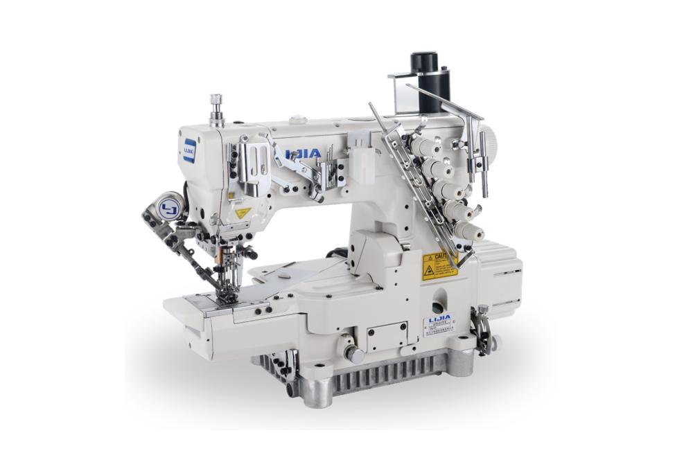 L6700 高速筒式绷缝机(自动剪线)