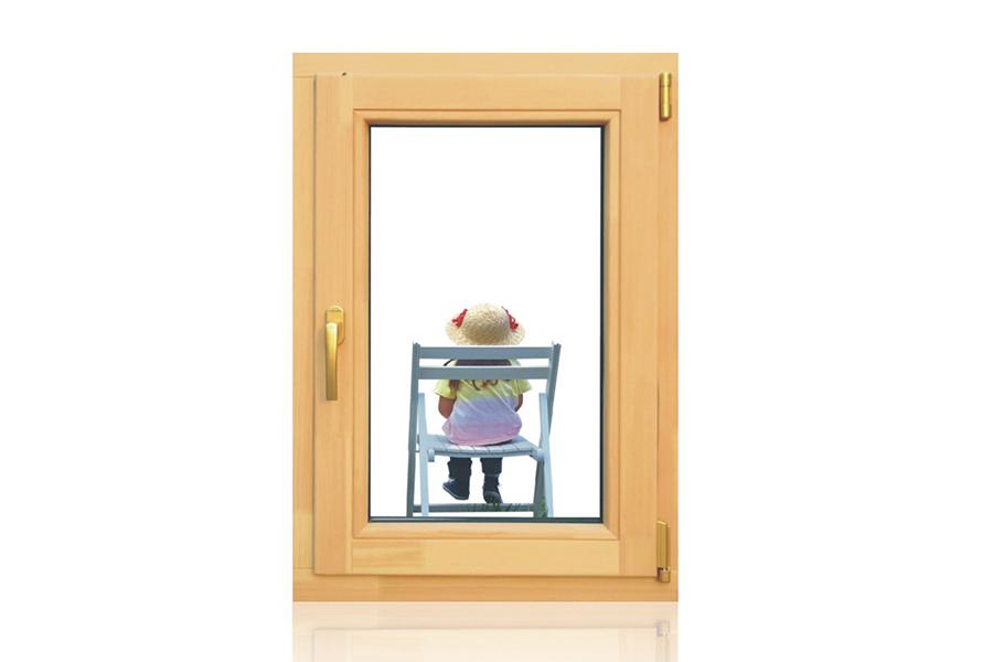 集成材纯木门窗