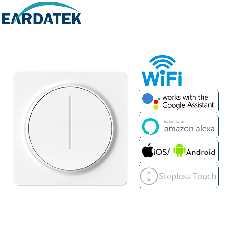 Touch dimmer switch WiFi neutral required