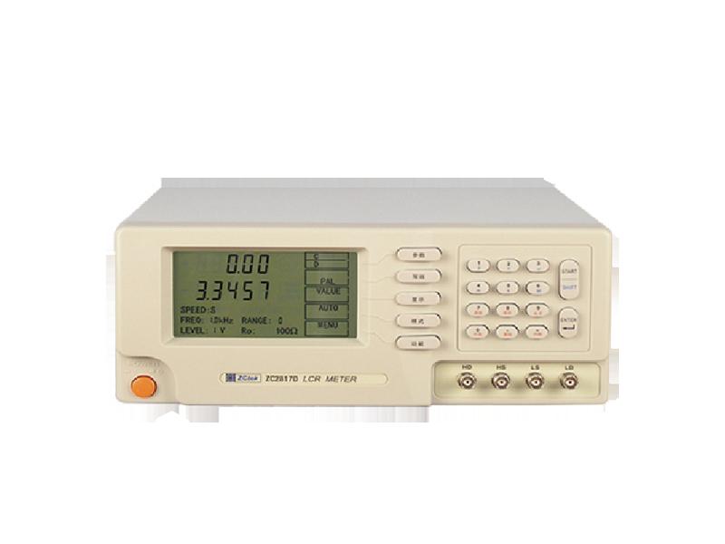 ZC2776D/ZC2775D/ZC2773D 电感测试仪