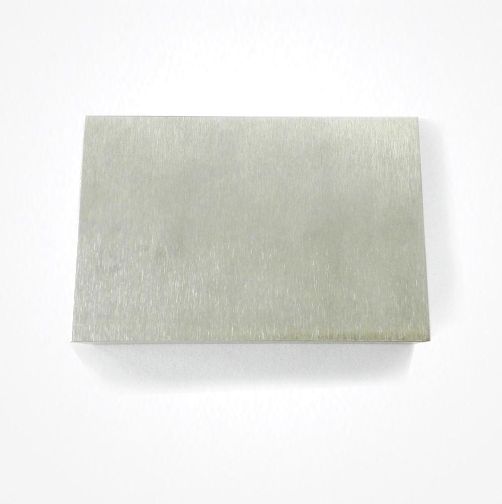 Molybdenum rhenium plate