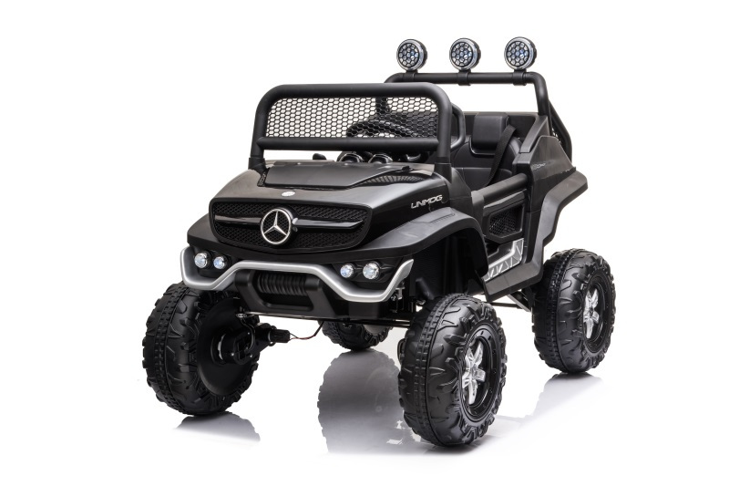 UNIMOG(small) (Injection Black)