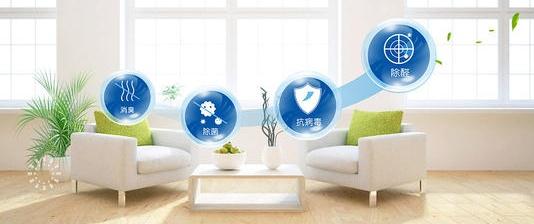 室內環境淨化哪些空氣汙染物?