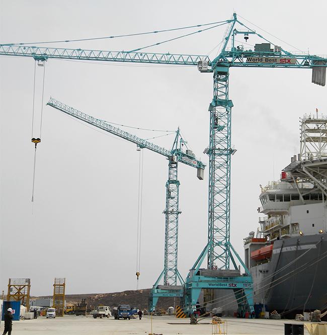 大连STX造船厂(S1200M40)