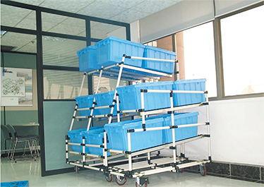 倉儲貨架應用越來越廣泛