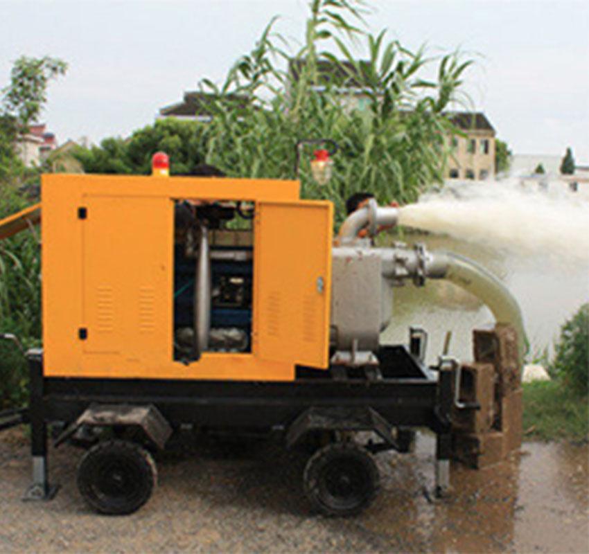 農業遠程灌溉車