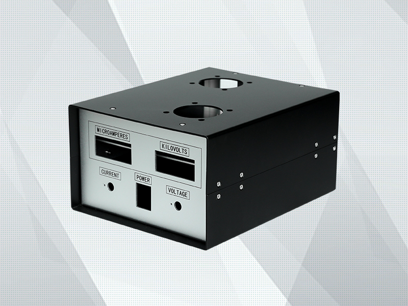 定制鈑金-鋁合金電源機箱