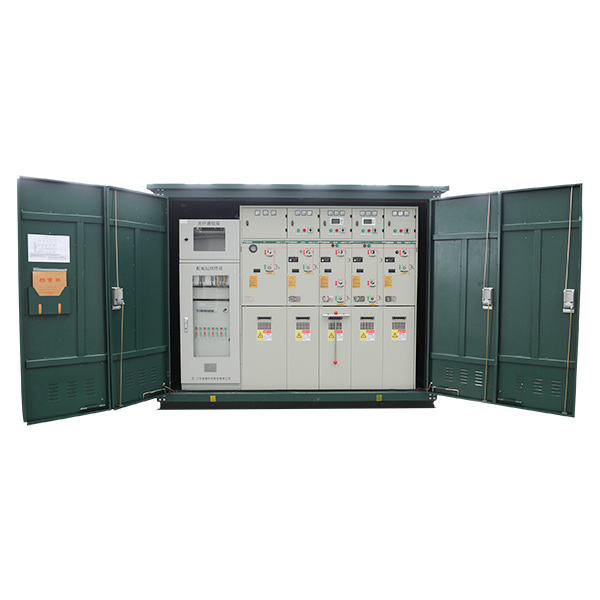 SPRW-12/630-25戶外高壓開閉所