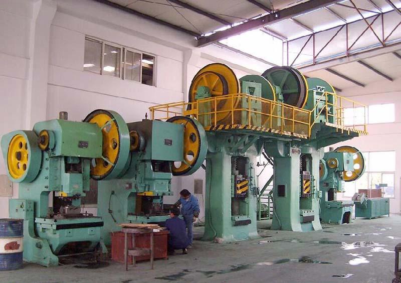 630T 摩擦壓力機生產線