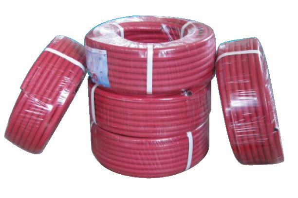 編織氧氣膠管 Braided oxygen tube