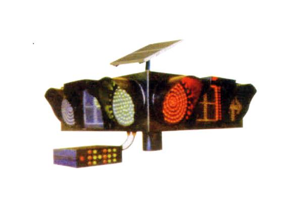 太陽能應激信號燈(倒計時)CTX-4