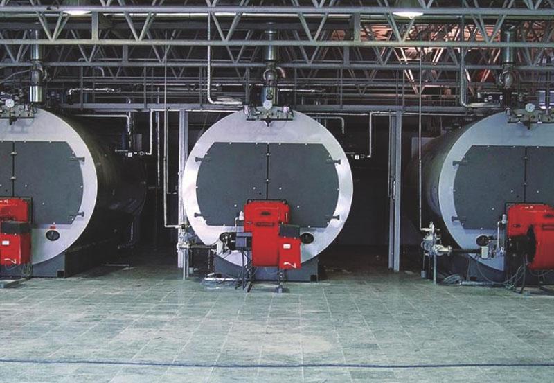 福建中庚置业有限公司锅炉安装工程