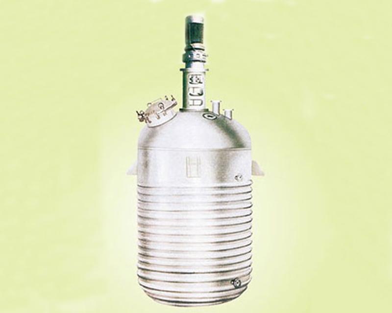 半管加熱型反應釜