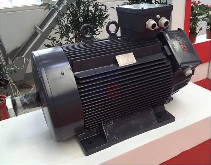 YZR系列起重及冶金用绕线转子三相异步电动机(机座号112-560)